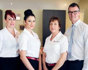Brisbane dental implant group team