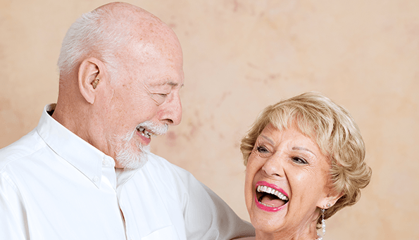 Are dentures the only fake teeth available?